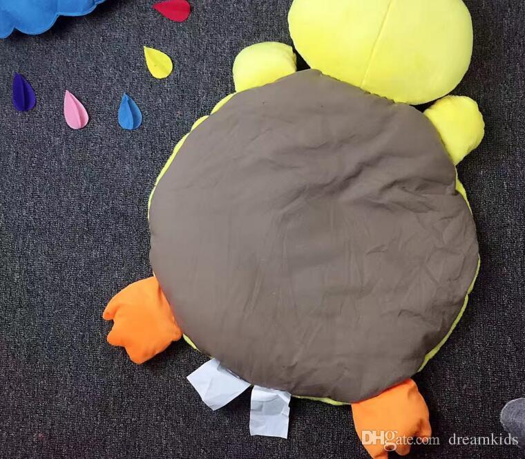 Baby Nickerchen Matten 4 Farben Sommer Decken Matte Teppich Bettwäsche Qualität weichen Plüsch Stoff Freies Verschiffen