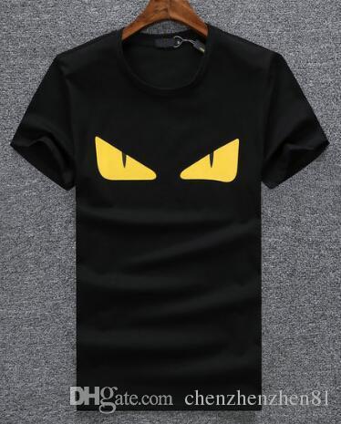 huge discount 11acb f72a5 Saison Sale Männer T-Shirt Mode Tops Cartoon gedruckt T-Shirts Kurzarm  American Design Comics Sport T-Shirt