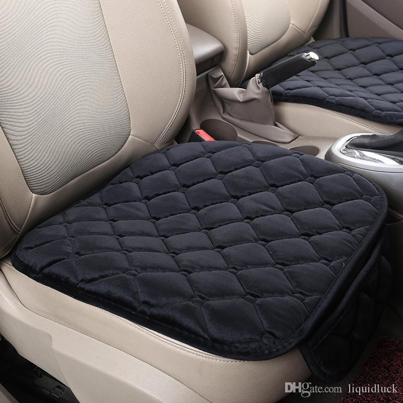 Universal Soft Warm Front Back Seat Chair Car Seat Covers Seats ...