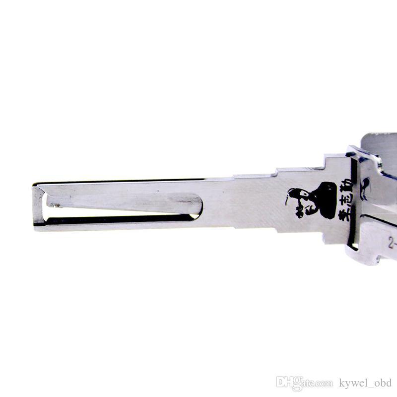Lishi HU83 V.3 2-en-1 Auto Pick et décodeur pour Peugeot Lock Pick Tool outil de serrurier