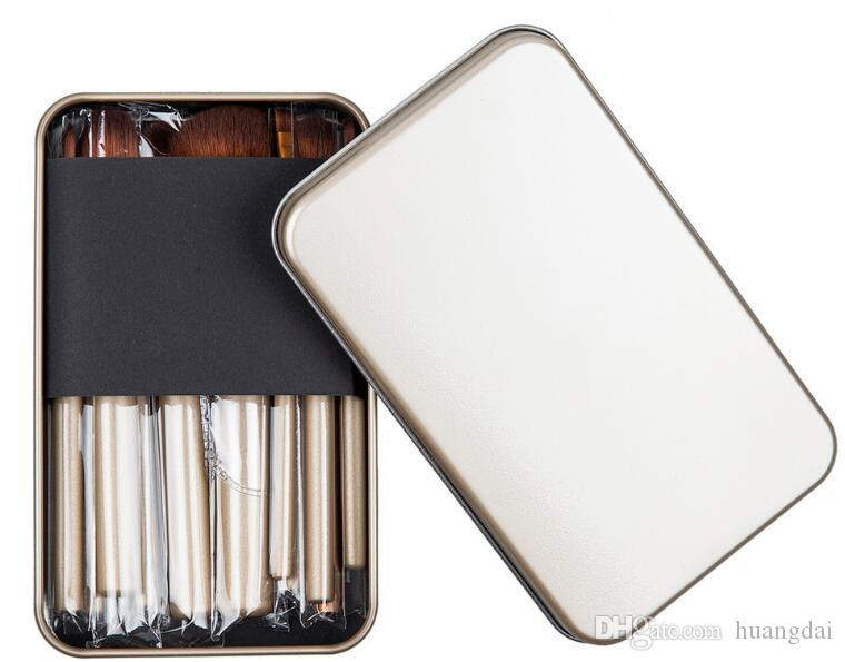 12 Adet / takım Yeni NO. 3 Makyaj Fırçalar Makyaj Fırça Seti Setleri Göz Farı Allık Kozmetik Fırçalar Aracı ile orijinal kutu