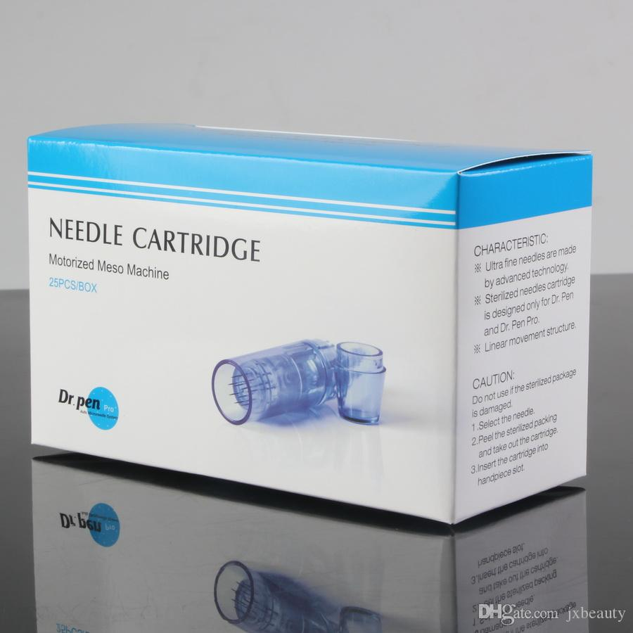 Wholesale 12 pins needle cartridge Permanent Makeup needle cartridge for tattoo machines and dermapen