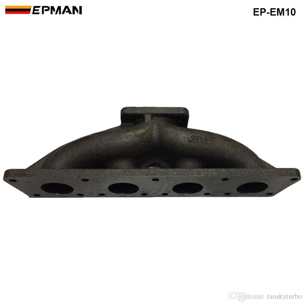 EPMAN-Boyuna T3 / T25 Dökme Demir Turbo Egzoz Manifoldu Header VW VAG 1.8 1.8 T 20 V EP-EM10