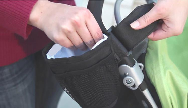 Biberon passeggino Bere speciale Borraccia materassino Design impermeabile Borse da viaggio Borse da bicicletta Borse universali biberon