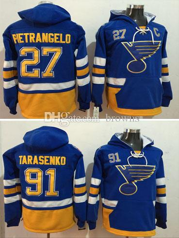 Hot Sale 2017 Winter St. Louis Blues Men S Hockey 91 Vladimir ... c2c49e24a