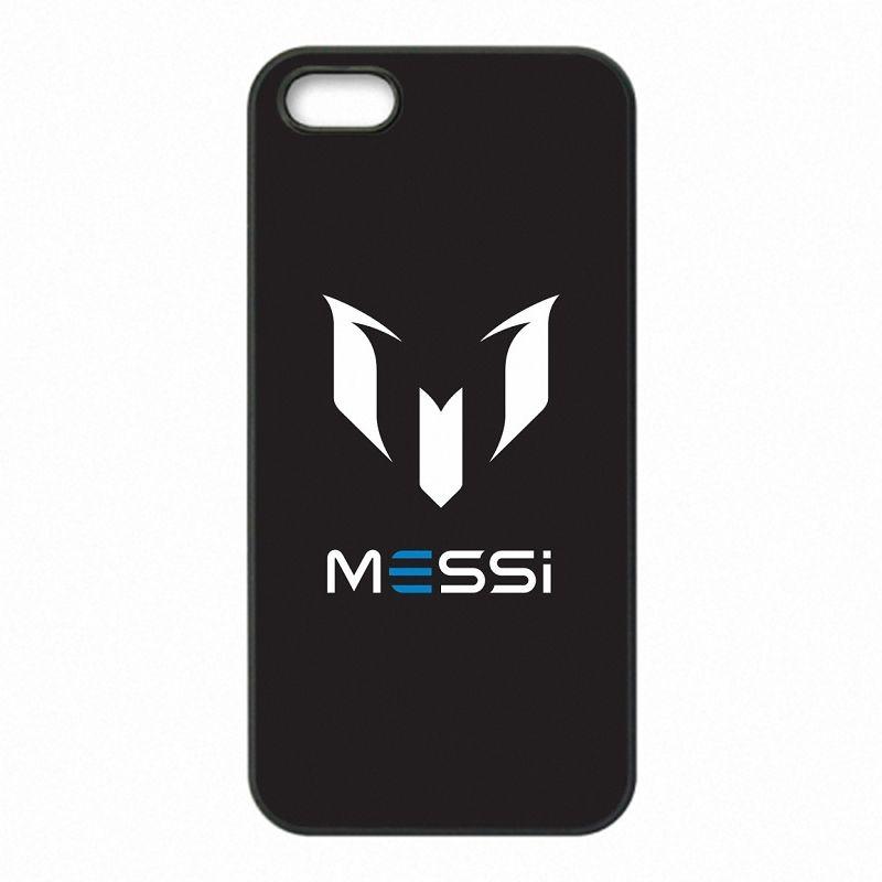 Protection Pour Telephone Portable Lionel Messi Logo Couvertures De  Téléphone Coques Coques En Plastique Dur Pour IPhone 4 4S 5 5S SE 5C 6 6S 7  Plus Ipod ... 1957ac57adc