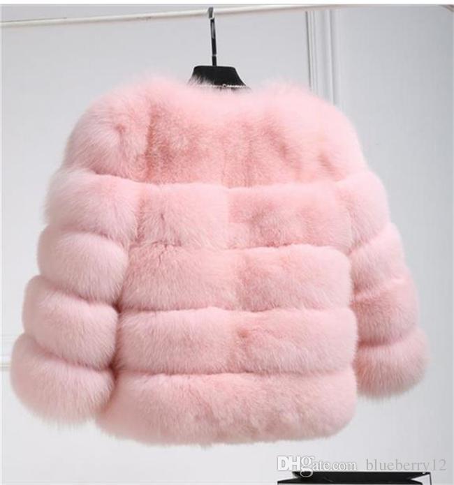 좋은 품질 새로운 패션 럭셔리 여우 모피 조끼 여성 짧은 겨울 따뜻한 자켓 코트 선택을위한 양복 조끼 다양한 색상