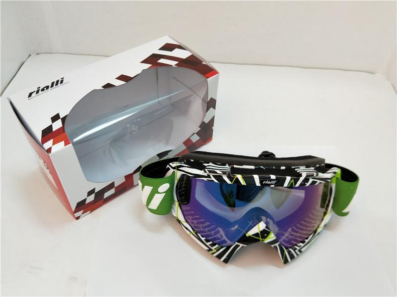 المبيعات الساخنة الترابية دراجة نارية حملق موتوكروس نظارات unv الاستقطاب دراجة نارية نظارات سباق واقية معدات ركوب الدراجات قناع للرياضة الطريق