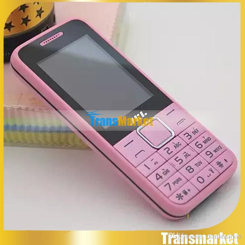 풀린다 GSM 싼 전화 원래 chenovo BD101 단 하나 중핵 2.4