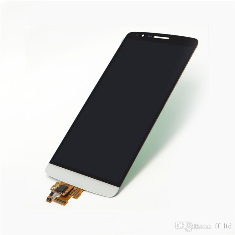 Original AAA+++ for LG G3 D850 D851 D855 VS985 LS990 LCD Display Digitizer with Touch Screen Full Assembly Replace 100% Tested
