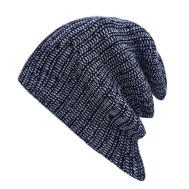 Neue Herbst und Winter Männer und Frauen Ärmelkappe Mode Strickmütze Kreative Wollmütze Outdoor Warme Mütze CA545