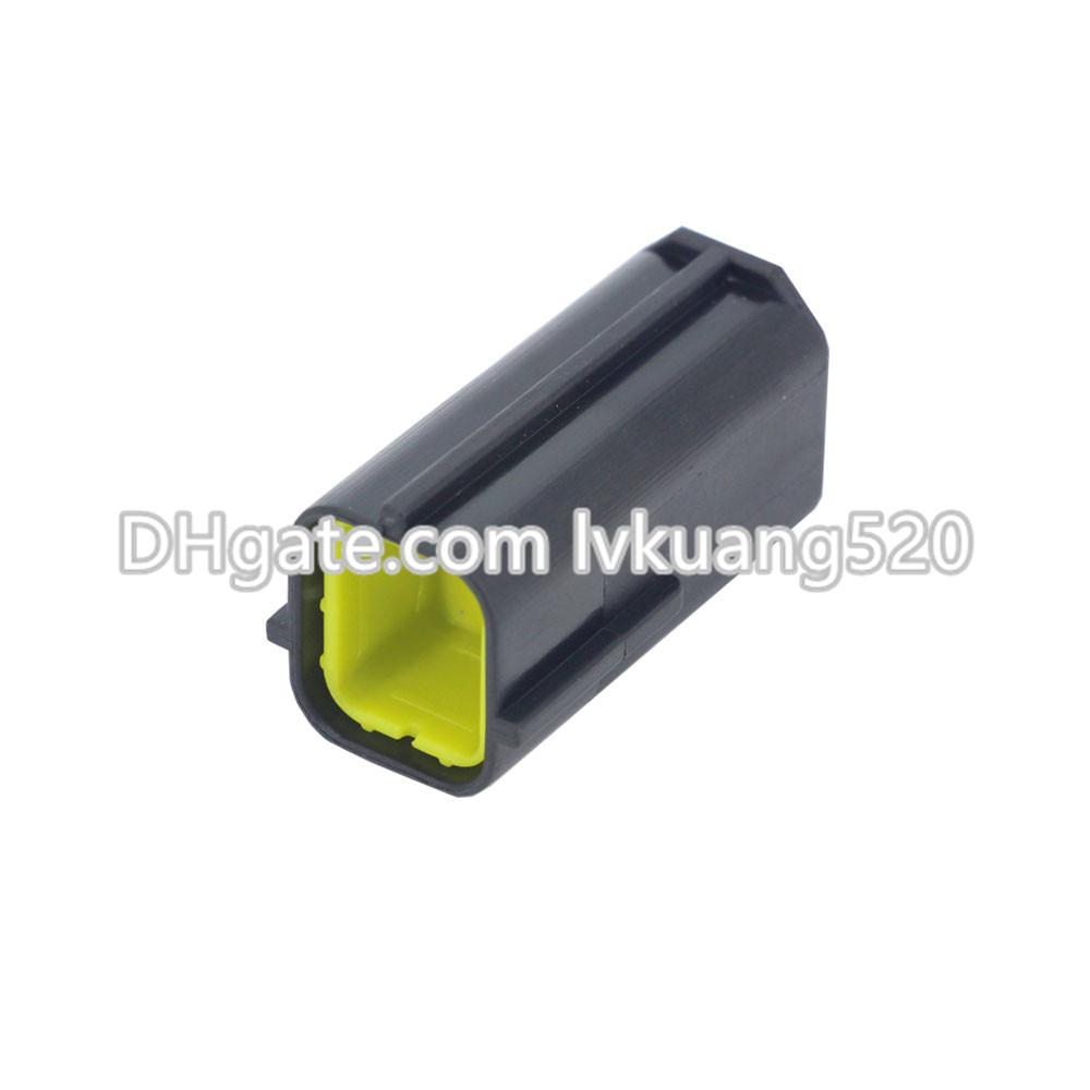 CNLW 4 Pin Denso 1.8 DJ70416Y-1.8-11/21 Waterproof Electrical Wire Connector oxygen Denso 1.8 Connector plug Automobile Connector