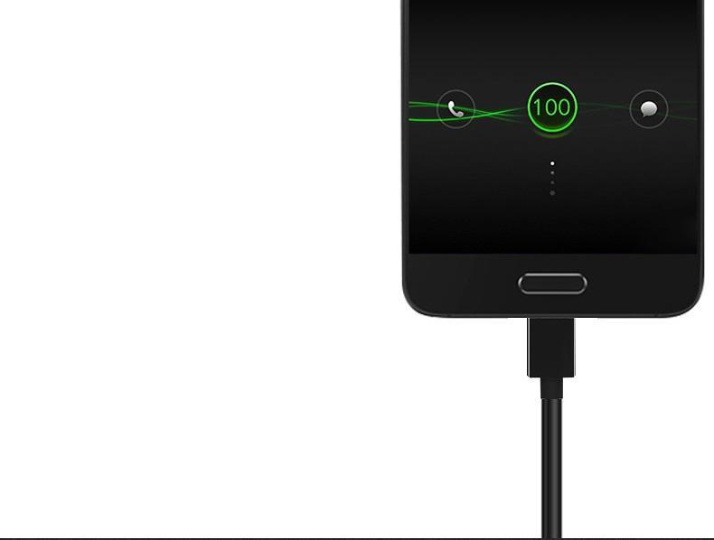 Cavo USB Type-C Samsung Note 8 S8 S8 Plus Cavo 1.2M dispositivo di tipo C Ricarica rapida Ricarica dati Cavo di sincronizzazione