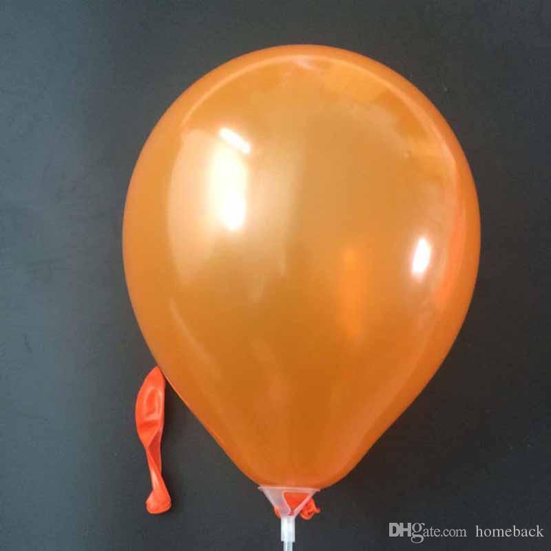 10 pulgadas de espesor 2.2 g globos de látex cumpleaños decoraciones de la boda globos fiesta aceptar logotipo personalizado DHL