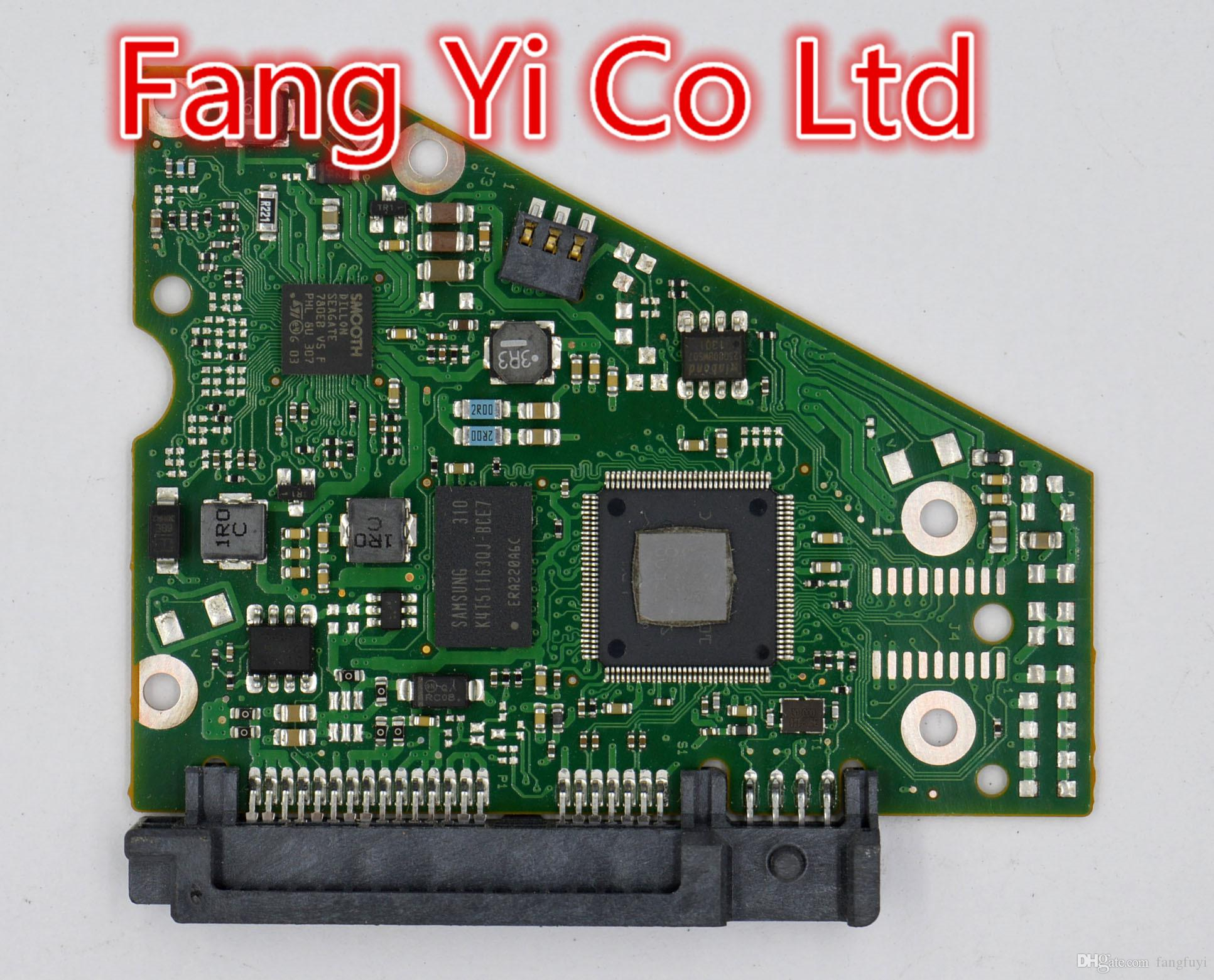 St4000dm000 Hdd Pcb For Seagate Logic Board Number 100710248 101 How To Build A Circuit Rev C Main Controller Ic B41281v0 Gadets Latest Tech From Fangfuyi 2011