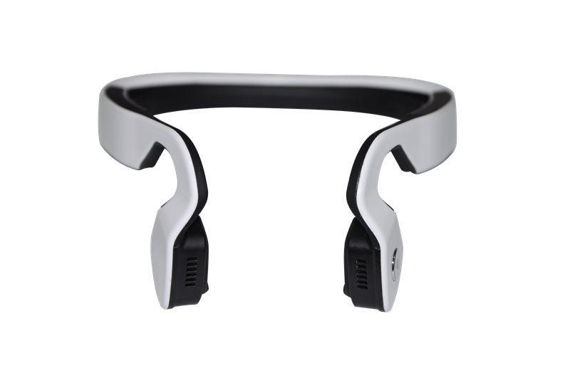 f228e50b77cef Wholesale Wireless Bluetooth Stereo Headset Bluetooth 4.0 Neck Strap Headphone  Bone Conduction NFC Sports Bluetooth Earphone Handsfree Best Wired Earbuds  ...