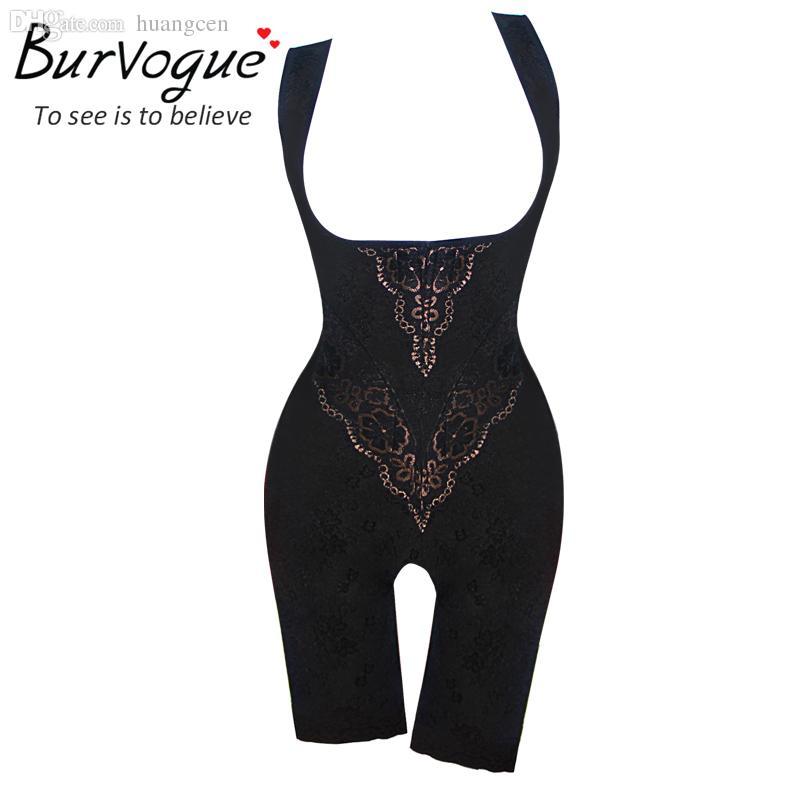b5e2d653719d9 Wholesale-Burvogue Hot Shapers Women Slimming Waist Shaper And Tummy ...