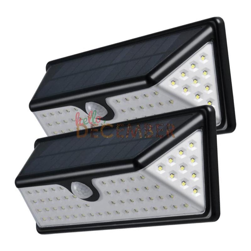 Best 73 Leds Led Solar Pir Lights 730lm Outdoor Waterproof Motion Sensor Solar  Lamp Led Patio Lights Under $33.1 | Dhgate.Com