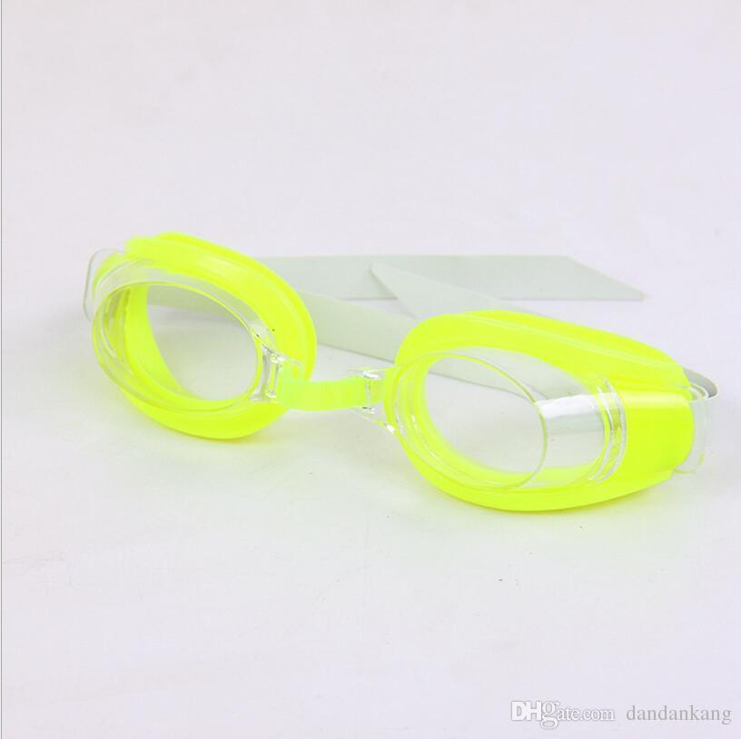 Water sport swim goggles unisex Polycarbonate Lenses Material swimming goggles anti fog swim glasses casual goggles