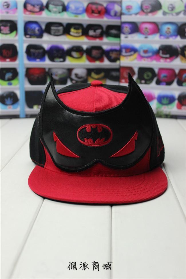 Perry Camp Mall Korean Flat Brimmed Hat Batman Batman Couple Of Men And  Women Hip Hop Cap Baseball Cap Summer Kids Hats Ball Caps From Pkjianyi2 b71b17fa5c45