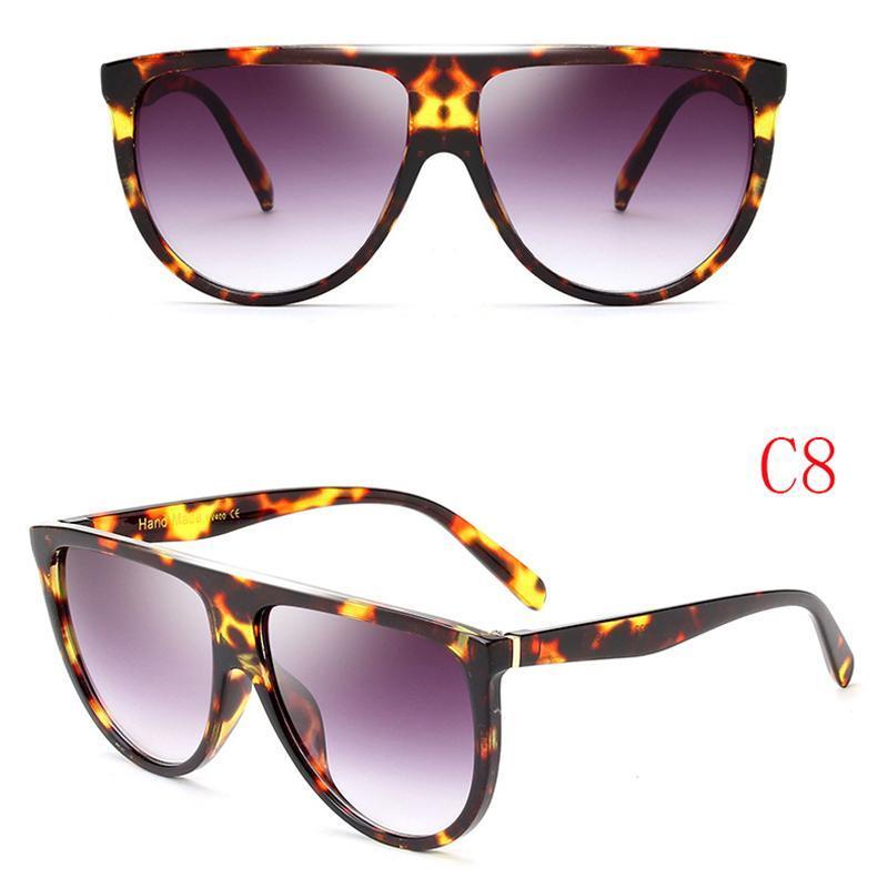 siamese farbe Linse sonnenbrille Große rahmen rahmen Männer sonnenbrille metall sonnenbrille goldener rahmen CEkjV7rPhS