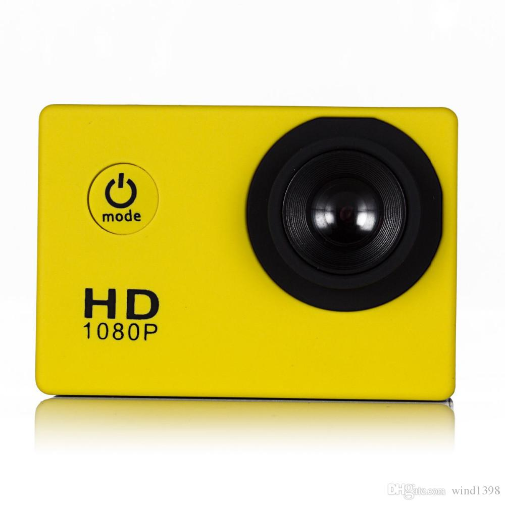 SJ4000 90 degree wide-angle lens 1.5 inch LCD sports DV Full HD 1080P 30m waterproof outdoor action video camera without adapter