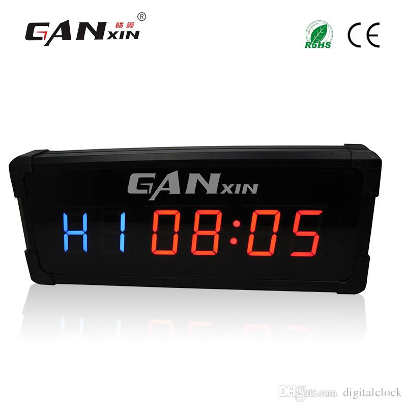 2019 ganxin3 inch gym fitness timer cross fit interval training