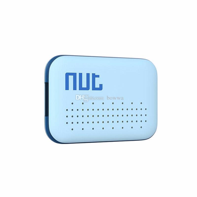 Dado DHL 3 Smart Finder Bluetooth Tracking Key Wireless Nut3 Mini Tracker Tag bambini Pet Sensore di allarme di allarme Localizzatore GPS VS Dado 2