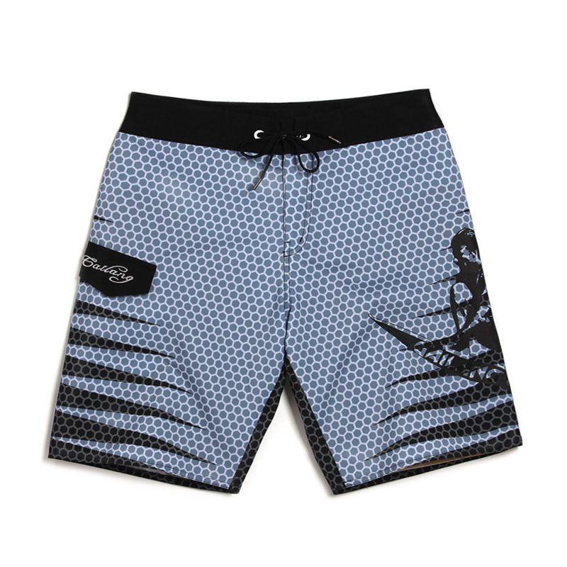 a6e4633fcf 2019 Wholesale Sexy Swimsuit Man Male Swimming Trunks Jet Surf Men Board  Short Beach Wear Mens Swimwear Bath Brand Clothing GMA443 2 From Naixing