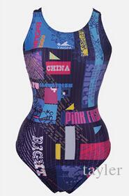 Frete Grátis por atacado Yingfa Mulheres de Corrida swimwear profissional Nenhum design de almofada Train swimsuit Race banho sutis