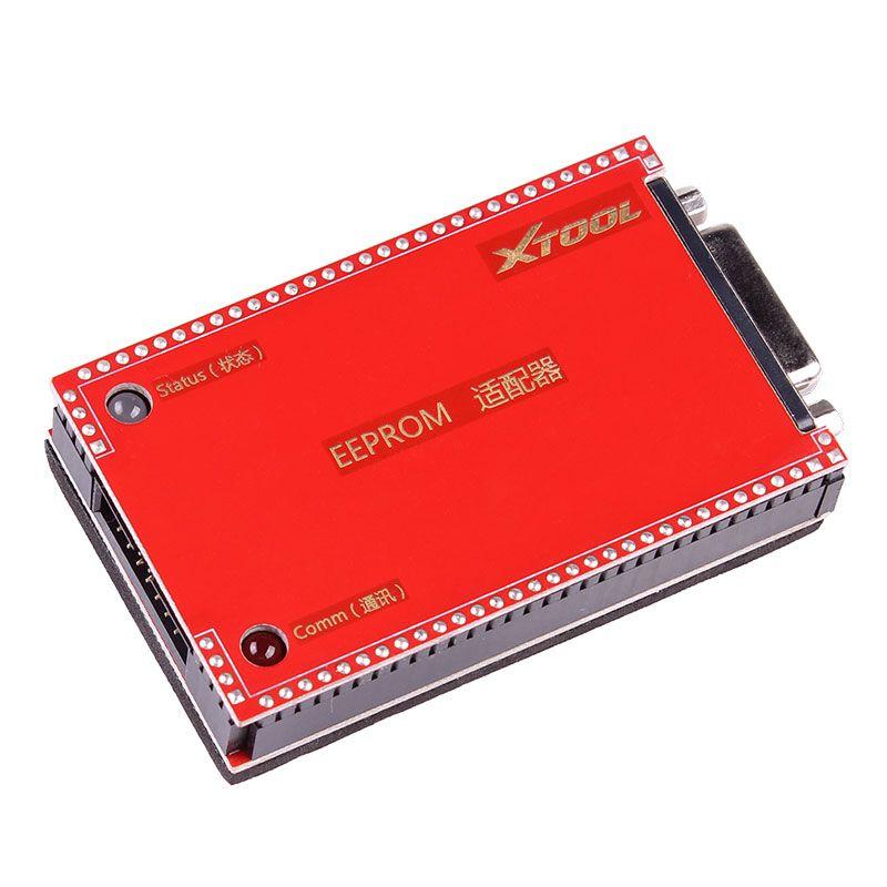 EEPROM адаптер для X100 PRO Auto Key Programmer X100 EEPROM адаптер для X100 про X200s x300 плюс свободный корабль