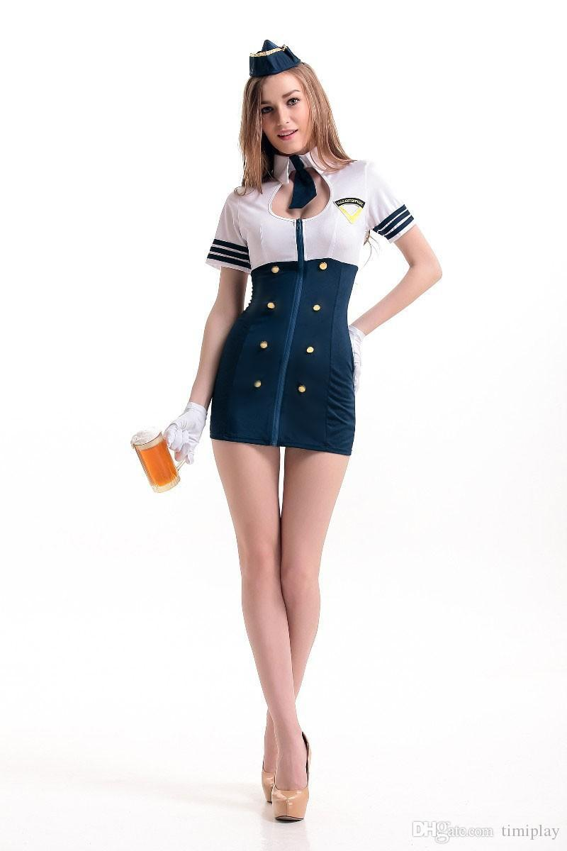 Sexy Women In Uniform 80