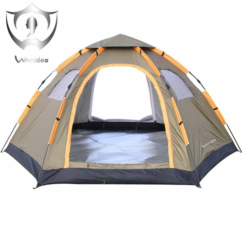Instant Family Tent 6 Person Large Automatic Pop Up Waterproof For Outdoor Sports C&ing Hiking Travel Beach Tents Barraca Folding Tent Car Tents From ...  sc 1 st  DHgate & Instant Family Tent 6 Person Large Automatic Pop Up Waterproof For ...