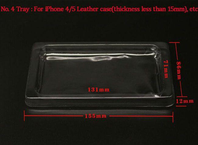 Universal-Telefon-Kasten-Paket-Papier Kraft-Brown-Kleinverpackenkasten für iphone 6 5s 4s Samsung S4 S5 Anmerkung 2 3 4 Handy