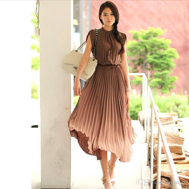 Clearance Women S Extra Large Size Bohemian Long Dress