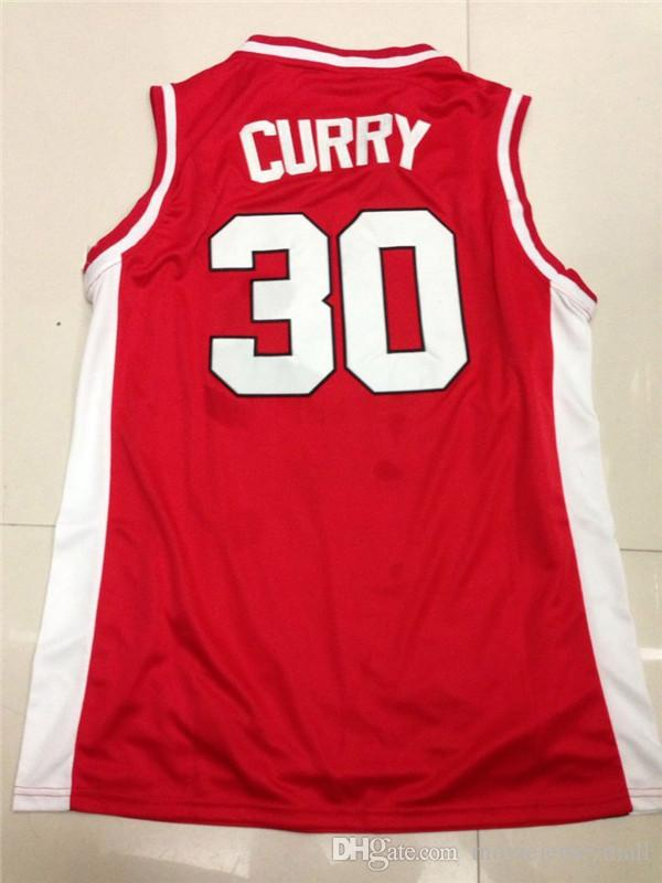 2017 Stephen Curry Jersey Top Quality 30 Steph Curry
