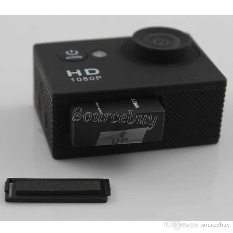 방수 스포츠 카메라 A9 풀 HD 1080P 다이빙 30M 2.0