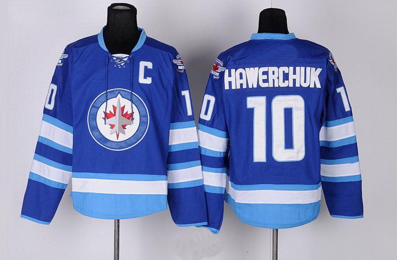 ... 4 Zach Bogosian Jersey 2017 2016 New Winnipeg Jets 10 Hawerchuk Hockey  Jerseys d0362c16e