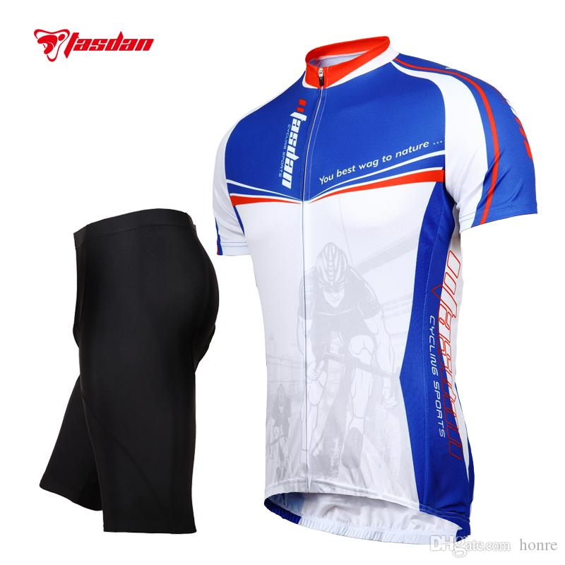 Tasdan Cycling Wear Mountain Bikes Clothes Cycling Clothing Cycling Jerseys  Bicycle Men Cycling Jerseys Sets For Racing Bikers Bicycle Pants Cycling ... 8fa8d77d3