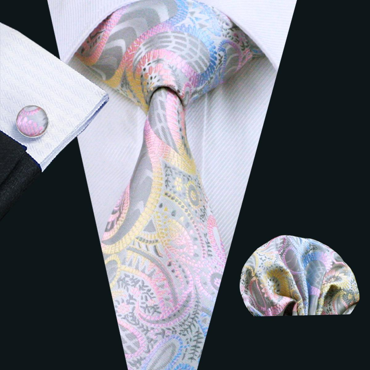 Herren Kleidung Zubehör Krawatten Jacquard Krawatte Polyester Seide Krawatte Taschentücher Krawatten Für Männer Mode Krawatte Um Jeden Preis Bekleidung Zubehör