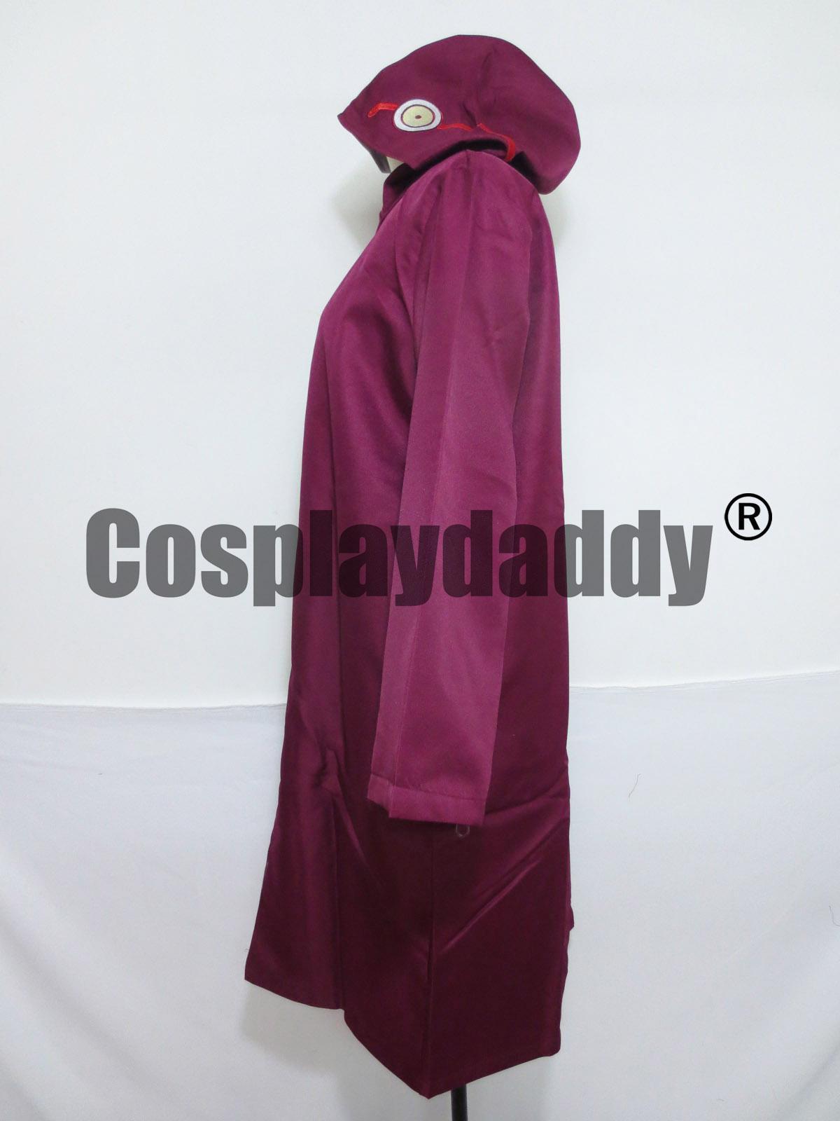Naruto Deidara Edo Tensei Cosplay Costume naruto robe