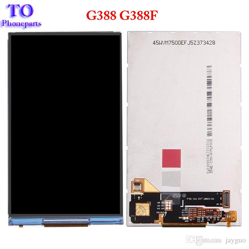For Samsung For Galaxy Xcover 3 SM-G388F G388 G388F New LCD Display Screen Replacement