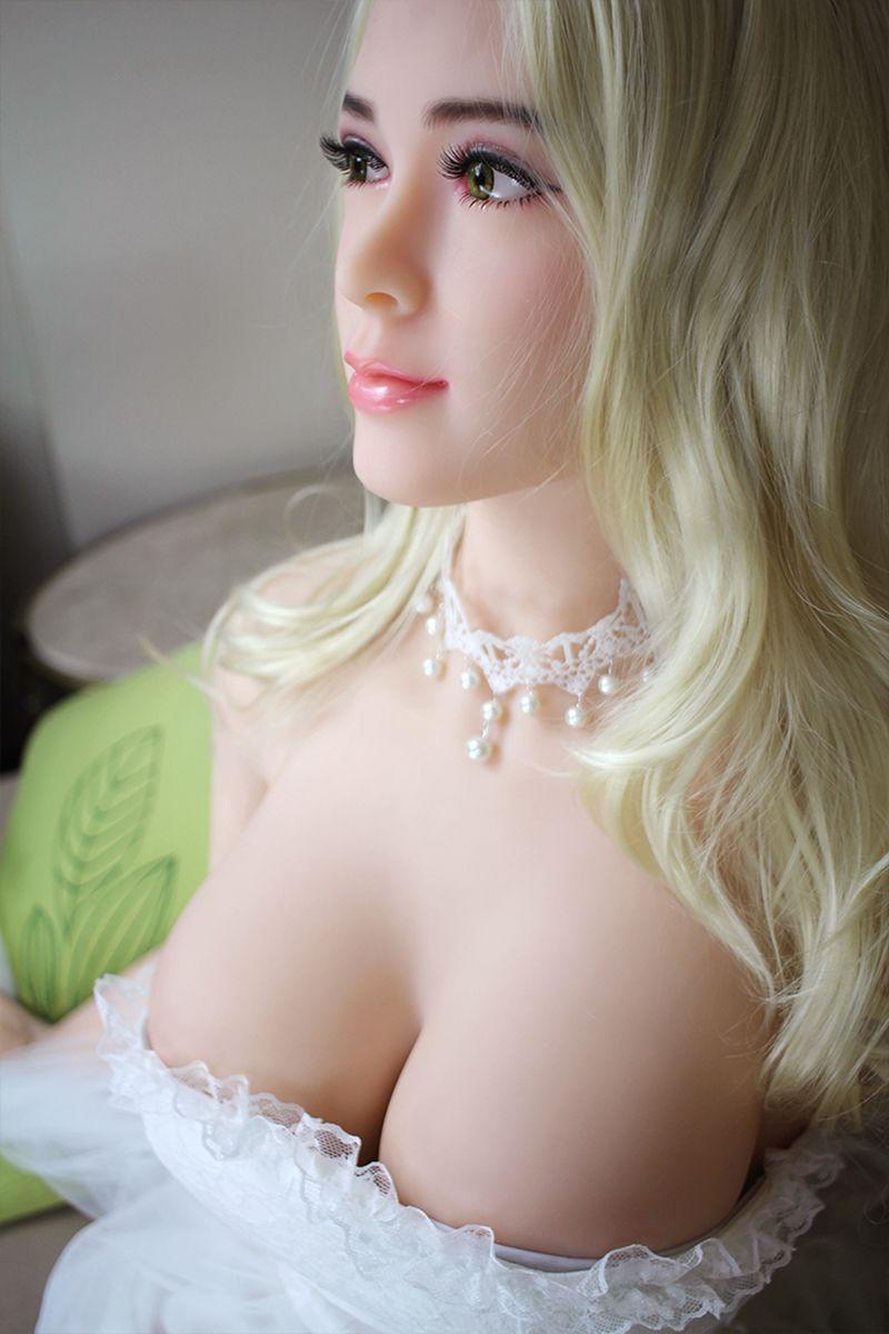 165CM Flesh Silicone Realistic Slender Big Hips Sex Dolls Lifelike Large Breast Love Doll Sex Toys For Man Masturbation With Big Chest