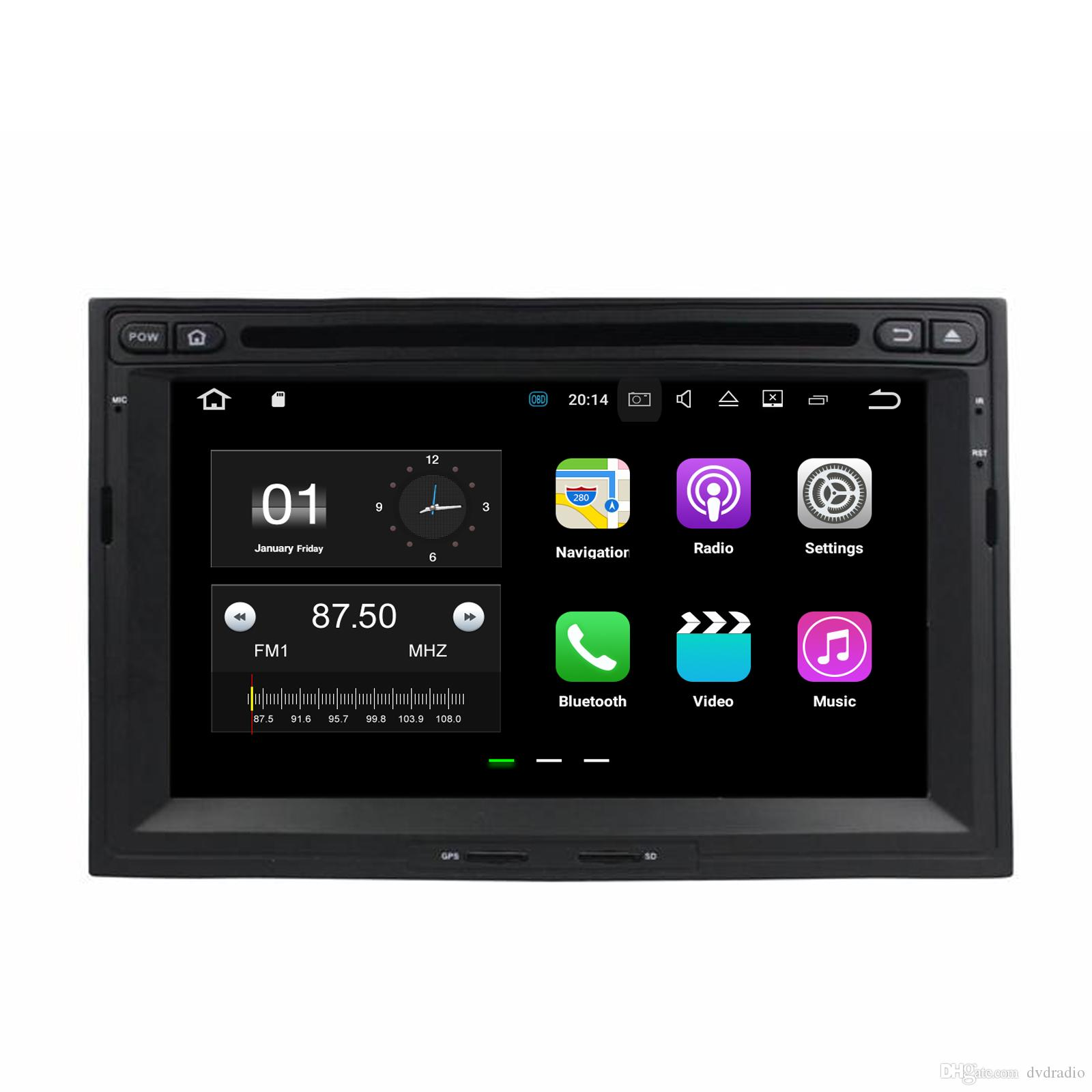 android 7 1 system car dvd player for peugeot 3008 5008 partner gps rh dhgate com Peugeot 207 Peugeot 3008 Cars UK