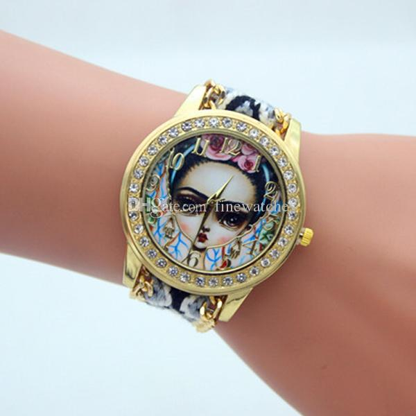 watches shopping online bracelet thread colorful fiesta watch india womens