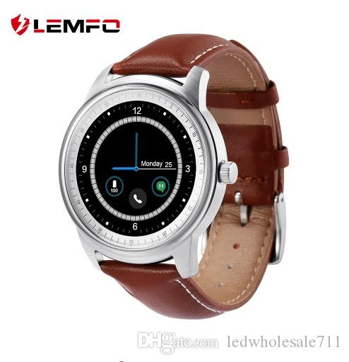 best fitness watch for iphone 2016 best selling lemfo lem1 smart hd ips 16647