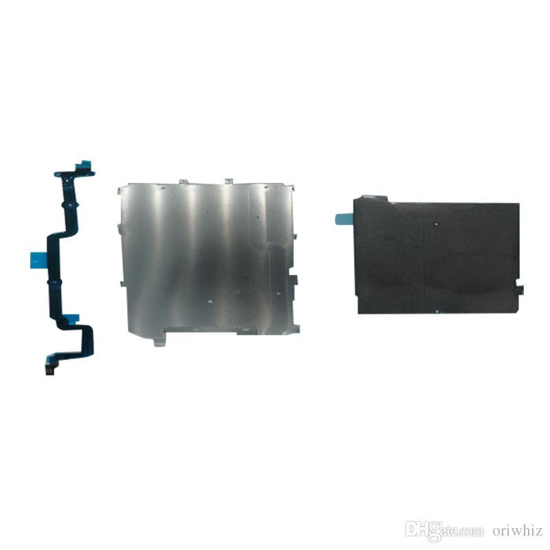 Neue ankunft hochwertige metallrückplatte motherboard flex für iphone 6 plus 5,5 zoll lcd display ersatz bildschirm