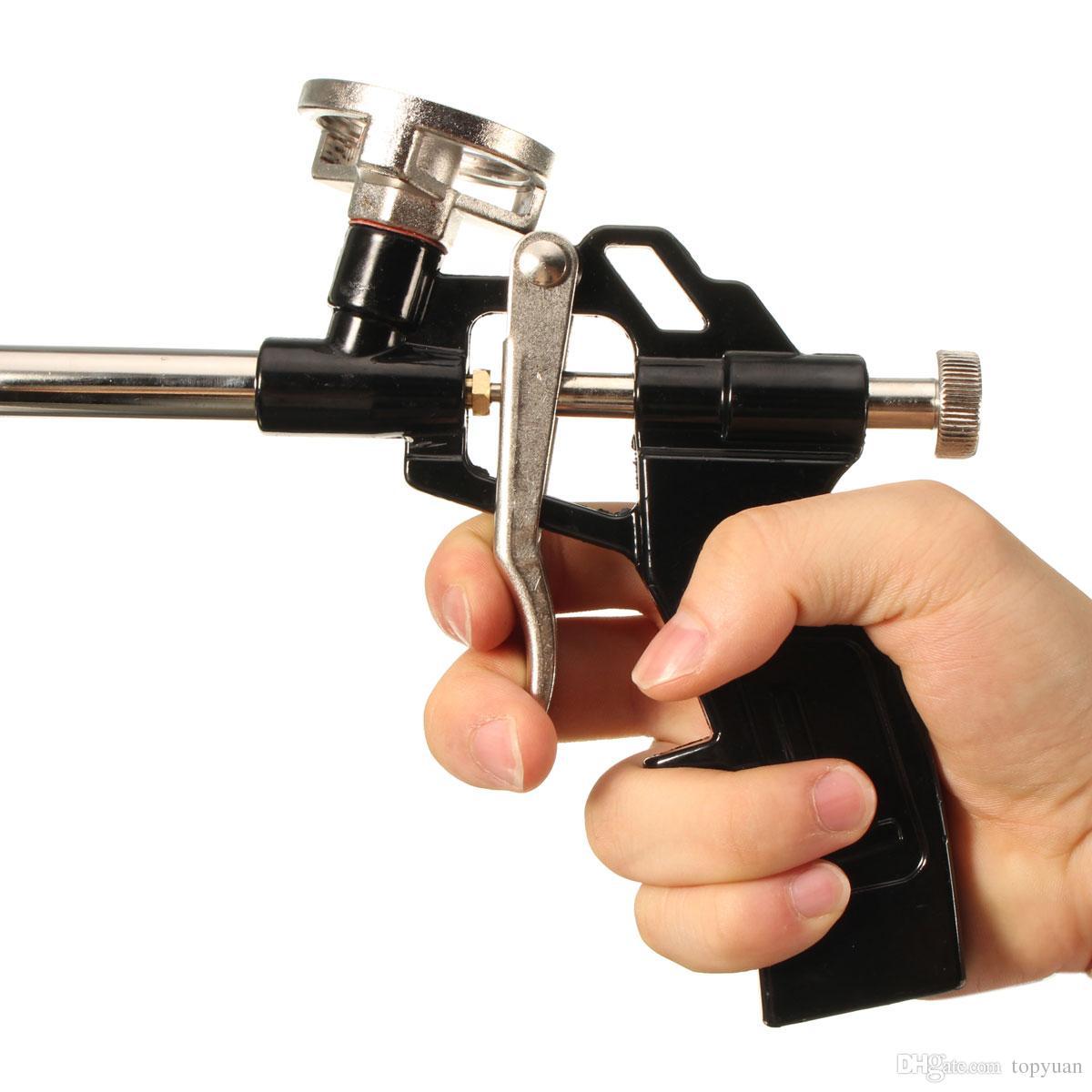 BL-119 Pro Heavy Duty PU Schaum Gun Grade Expandierende Spray Anwendung Applikator