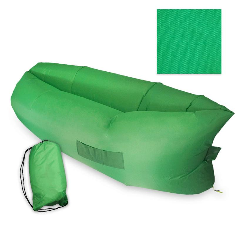 inflatable outdoor furniture. 9 colors fast inflatable sleeping bag 10 seconds quick open lazy bed folding sofa beach sleep outdoor camping air 20 furniture