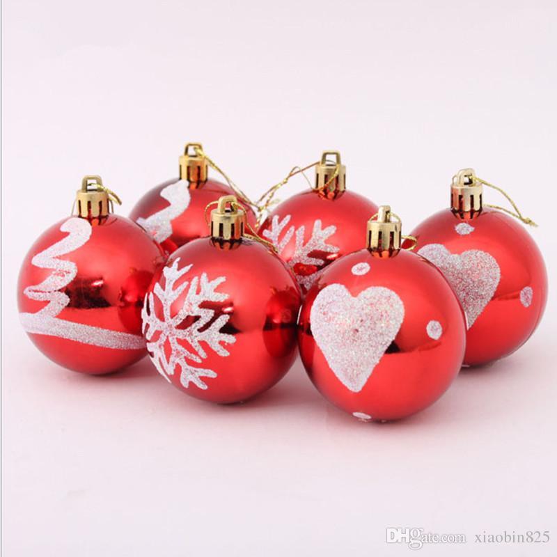 christmas tree decoration ball 6cm 12 pack mixed colored light ball plating ball christmas ball ornaments christmas decorations buy online christmas